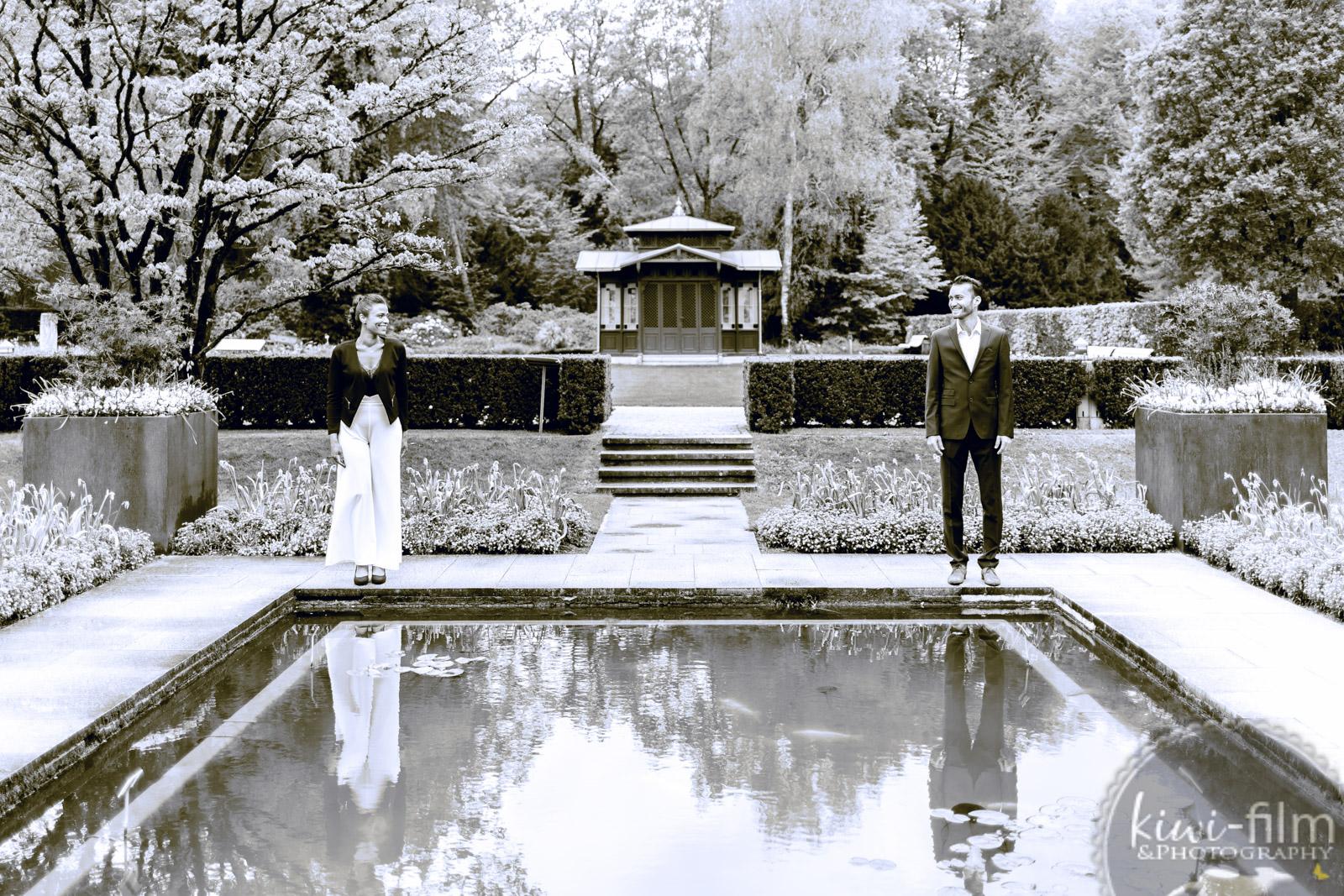 Desire Danijel Standesamt Im Botanischen Garten Augsburg Hochzeitsfilm Munchen